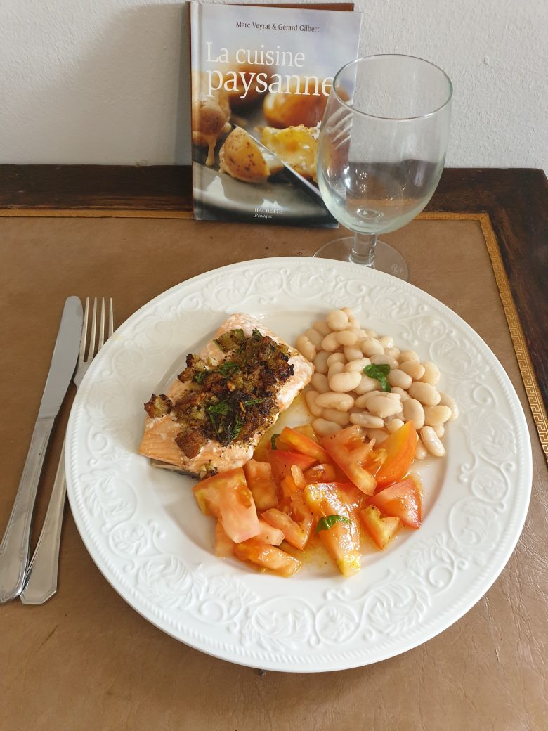 Pavé de saumon original